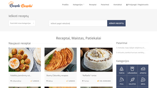 Receptai # Maistas # Patiekalai - Recipes and Food